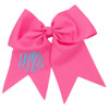 Personalized Hair Bows