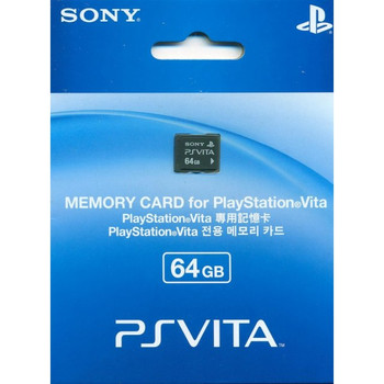 64GB PlayStation Vita Memory Card