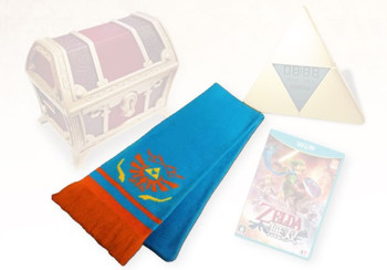 "Nintendo Japan OFFICIAL Hyrule Warriors ""Hero's Scarf"""