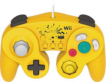 HORI Battle Pad for Wii U - Pikachu Version