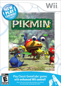 PIKMIN [New Play Controll] Wii Version