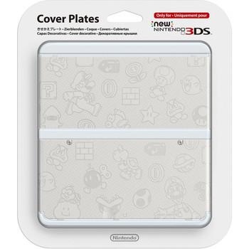NEW NINTENDO 3DS COVER PLATES N. 023 (EMBOSS)