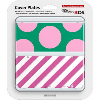 NEW NINTENDO 3DS COVER PLATES N.017