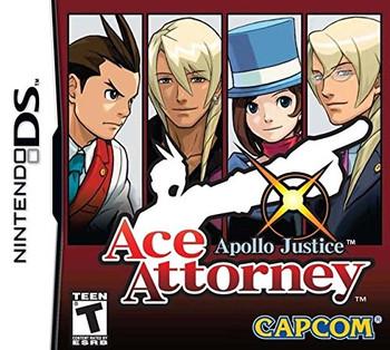 APOLLO JUSTICE: ACE ATTORNEY