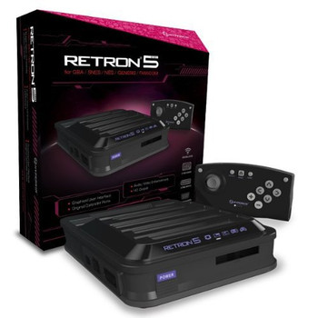 Retron 5 Black