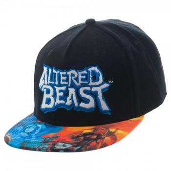 Sega Genesis Altered Beast Snapback