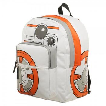 Star Wars BB8 Big Face Backpack
