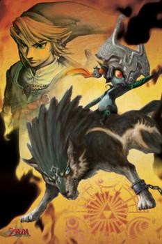 Zelda - Midna Poster