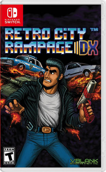 Retro City Rampage DX Collectors Edition [SWITCH]