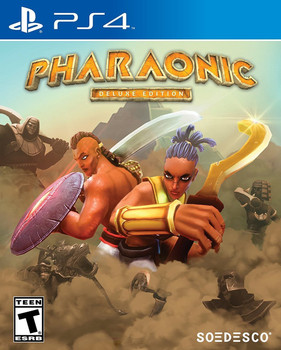 Pharaonic Deluxe Edition [PlayStation 4] [USA]