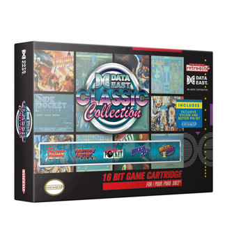 Data East All-Star Collection [Super Nintendo]
