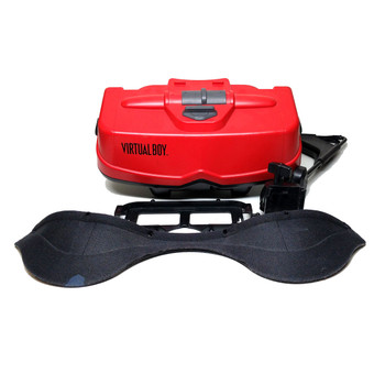Virtual Boy System [UPGRADED]
