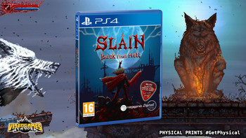 SLAIN: BACK FROM HELL - STANDARD EDITION (PS4)