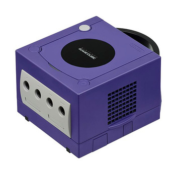 Nintendo GameCube System INDIGO [DOL-001 w/ Digital Port]