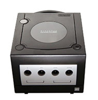 Copy of Nintendo GameCube System BLACK [DOL-101]