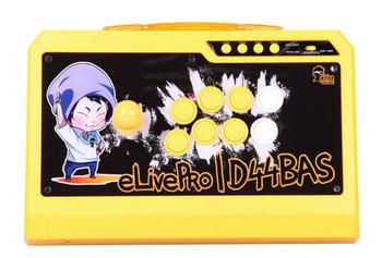 Qanba 4 eLivePro D44BAS Limited Edition