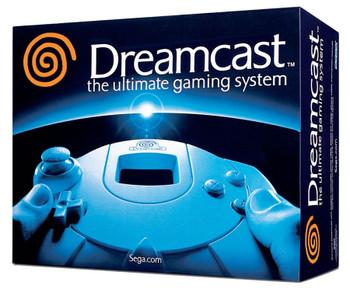 NEW Sega Dreamcast System - White [NEW] [USA]
