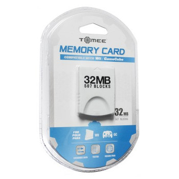 Gamecube Memory Card 32MB