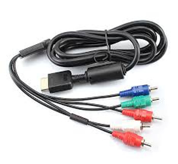 Playstation 2 HD Componet Cable