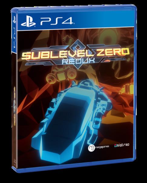 SUBLEVEL ZERO REDUX - STANDARD EDITION (PS4)