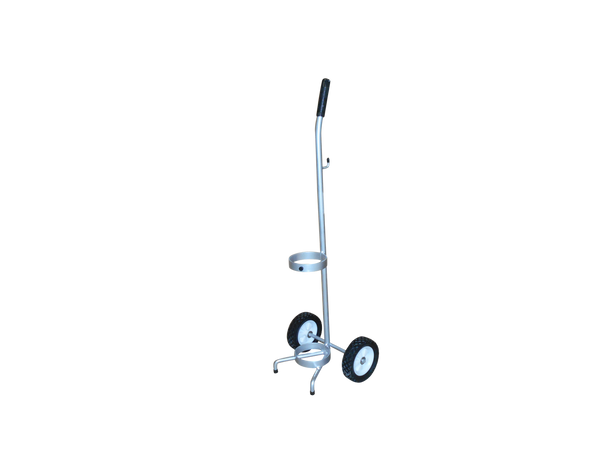 FWF MRI Compatible  D or E Type Cylinder-1-A CART WITH HANDLE