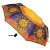 "Laurel Burch UMBRELLAS | Choose From Compact or Stick | Folded Size: COMPACT - 11.75"" x 2"", STICK - 34.5"" x 2.5"" 