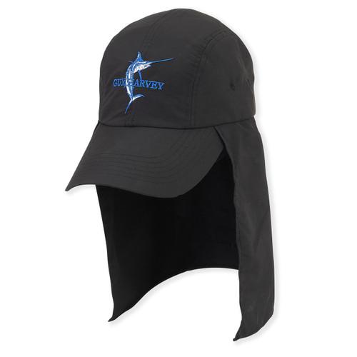 "GUY HARVEY HAT W/SWORD EMB. BRIM 3.5"""