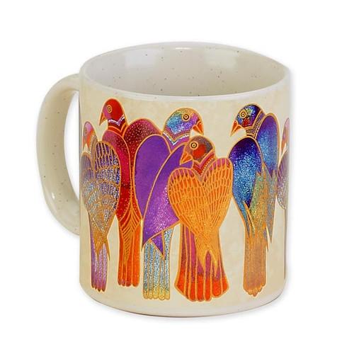 BRAZILIAN BIRDS MUGS  | Dishwasher & Microwave Safe | 14oz