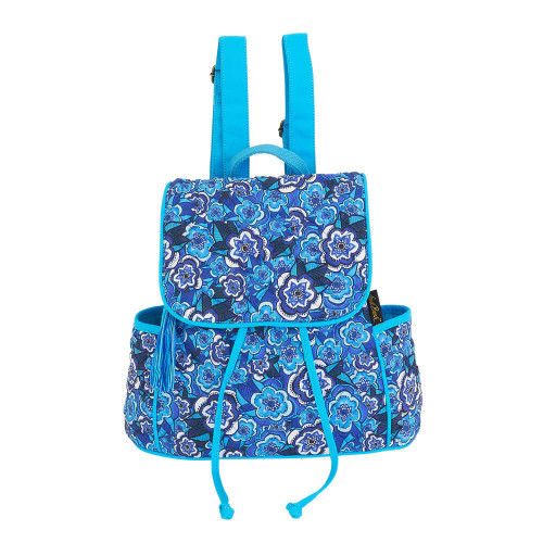"Got The Blues Backpack | 10.5""x 12""x 5.5"""