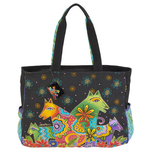 """Canine Clan Oversized Tote