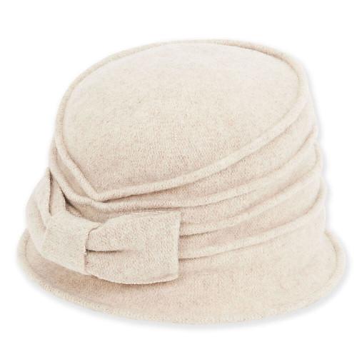 Soft Wool Cloche I Sand