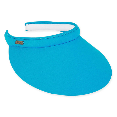 Alice COTTON TWILL VISOR
