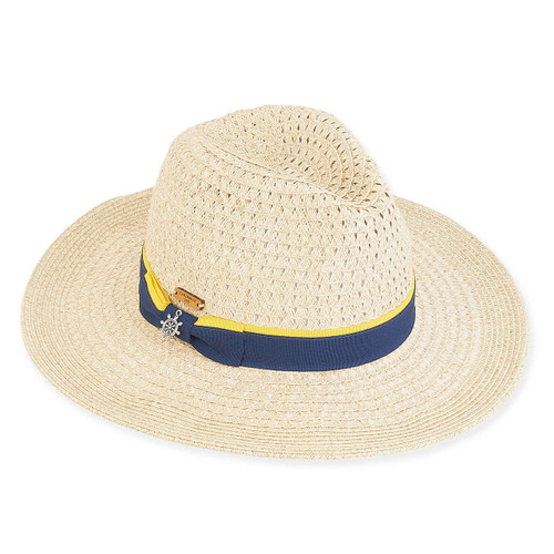 ELIANA PAPERBRAID HAT