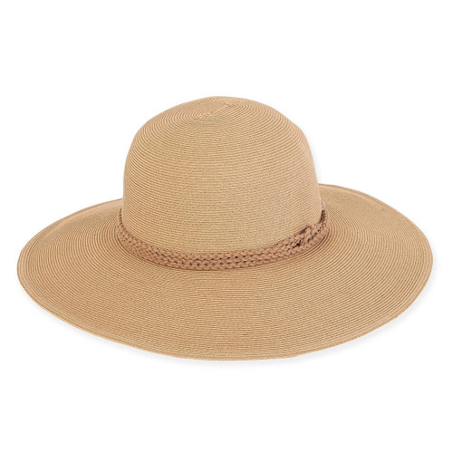 JOANNA PAPERBRAID HAT