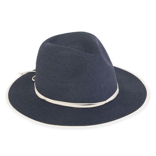 DALTON FINE PAPERBRAID HAT