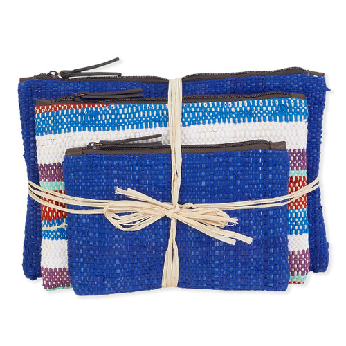 """COSMETIC BAGS 3-IN-1 