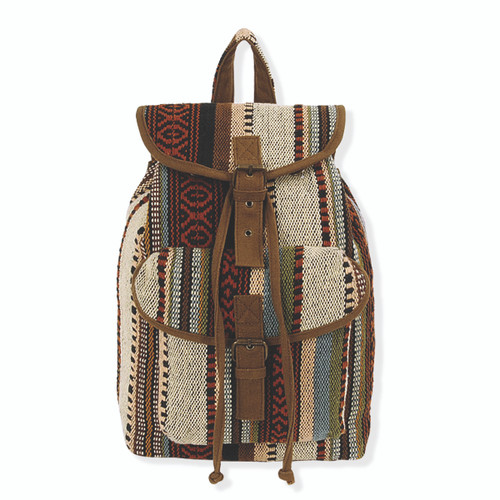 "SANDSATION BACKPACK | 22"" x 6"" x 19"""