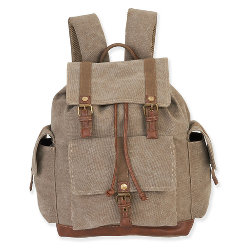 "DOMINIC BACKPACK | 12"" x 7"" x 17.5"""