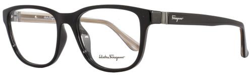 Salvatore Ferragamo Rectangular Eyeglasses SF2729 001 Size: 54mm Black 2729