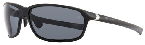 Tag Heuer Sport Sunglasses TH6022 27° 101 Matte Black 6022