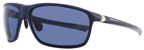 Tag Heuer Sport Sunglasses TH6023 27° 403 Matte Dark Blue Polarized 6023