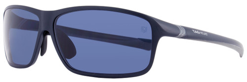 Tag Heuer Sport Sunglasses TH6024 27° 403 Matte Dark Blue Polarized 6024