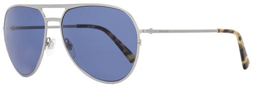 Montblanc Aviator Sunglasses MB546S 14V Ruthenium/Havana 546