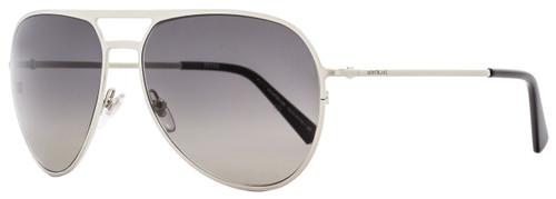 Montblanc Aviator Sunglasses MB546S 16B Palladium/Black 546