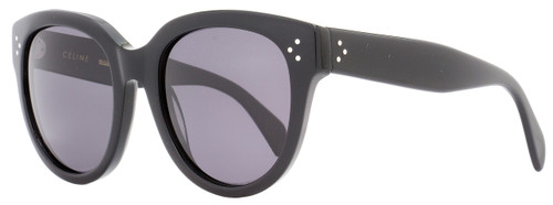 Celine Oval Sunglasses CL41755S 8073H Black 41755