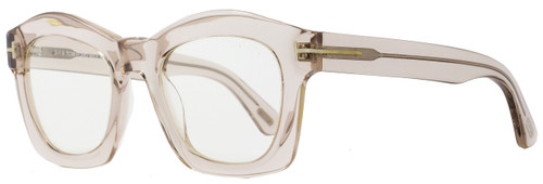 Tom Ford Fashion Frames TF431 Greta 074 Transparent Dove Gray FT0431