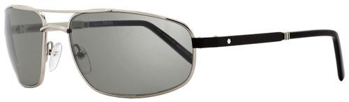 Montblanc Wrap Sunglasses MB650S 16C Palladium/Black 650
