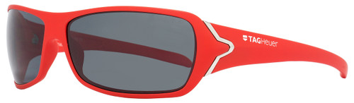 Tag Heuer Rectangular Sunglasses TH9202 Racer 107 Red 9202