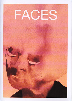 Faces: A book of drawings of female actors in films