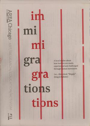 AREA Chicago #11: Im/migrations